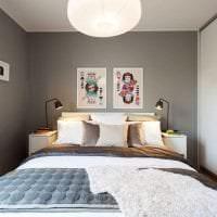 красивый дизайн гостиной в шведском стиле фото