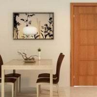 темные двери в интерьере дома картинка