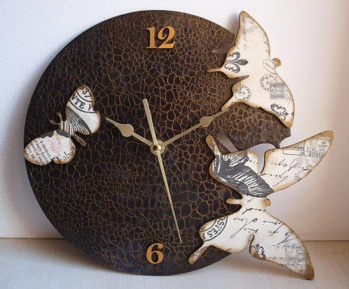 Часы из фотографии своими руками фото 51