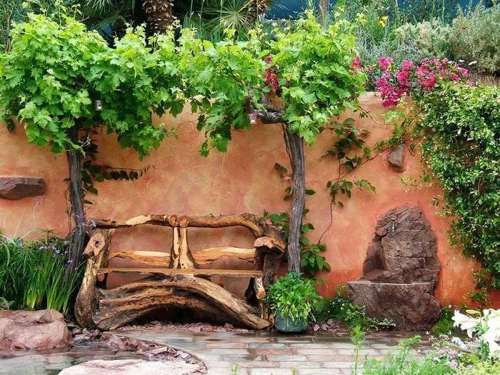 Делаем сад своими руками фото 491