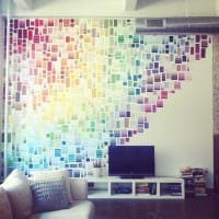 яркое оформление квартиры своими руками фото