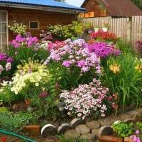 красивое создание дизайна загородного дома подделками фото