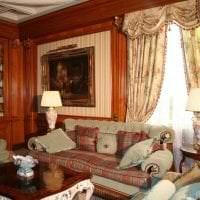 необычный дизайн комнаты в викторианском стиле фото
