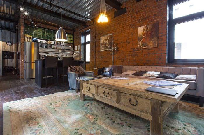 Коричневая кухня: фото идей, кухонные гарнитуры, дизайн мебели