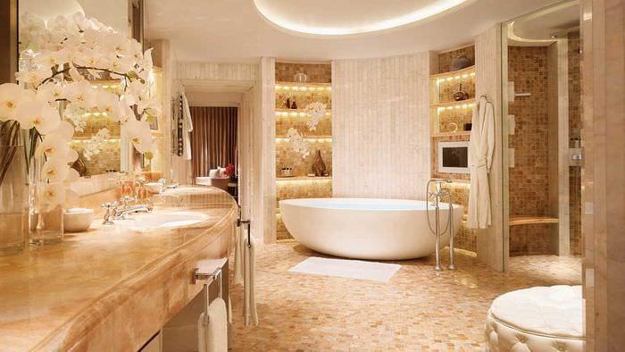 картины в ванной тысяча и одна мелочь или стильный декор ванной