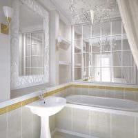 красивый дизайн ванной картинка