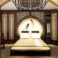 необычный стиль комнаты в восточном стиле картинка