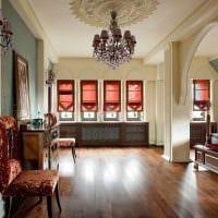 необычный фасад комнаты в восточном стиле картинка