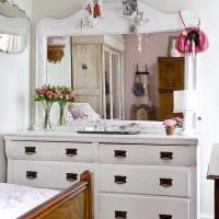 яркий дизайн комнаты в винтажном стиле фото