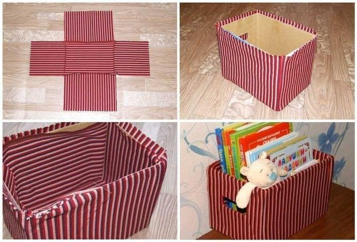 Декоративная коробка своими руками 228
