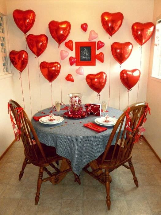 Как устроить романтический вечер мужу? Интересные идеи 21