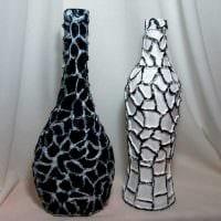 красивое оформление бутылок для стиля комнаты картинка