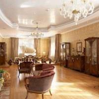красивый дизайн дома в стиле модерн картинка