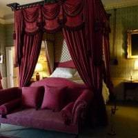 светлый дизайн квартиры в викторианском стиле картинка