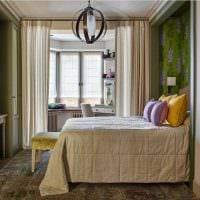 светлый дизайн квартиры в весеннем стиле картинка
