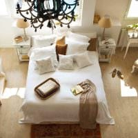 яркий декор комнаты в весеннем стиле фото