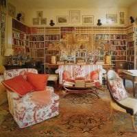 необычный декор дома в викторианском стиле картинка