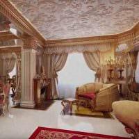 необычный стиль комнаты в восточном стиле фото