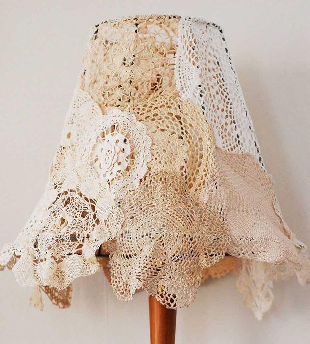 Оригинальный декор из маленьких остатков ткани: 39 легких