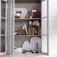 оригинальное декорирование дизайна комнаты в стиле прованс картинка