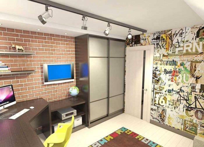 необычное оформление квартиры своими руками