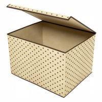оригинальное оформление картонных коробок подручными материалами картинка