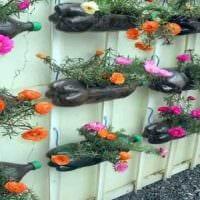 оригинальное создание декора загородного дома подручными средствами картинка