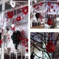 яркое украшение квартиры своими руками на день святого валентина картинка