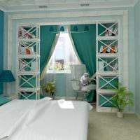 необычный дизайн квартиры в средиземноморском стиле фото
