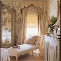 оригинальный дизайн комнаты в стиле прованс фото