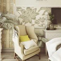 яркий дизайн квартиры в средиземноморском стиле фото