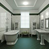 оригинальный дизайн ванной фото