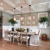 сочетание светлого серого в дизайне квартиры с другими цветами картинка