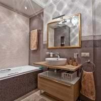 сочетание яркого серого в дизайне квартиры с другими цветами фото