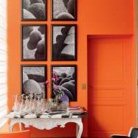 сочетание темных цветов в декоре комнате картинка