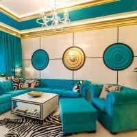 сочетание светлых штор в декоре квартире фото