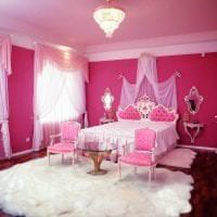 сочетание светлого розового в стиле кухни с другими цветами фото