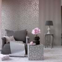 сочетание яркого серого в декоре квартиры с другими цветами картинка