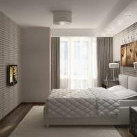 сочетание ярких оттенков в фасаде спальни фото