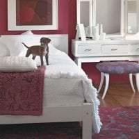 сочетание яркого розового в декоре гостиной с другими цветами фото