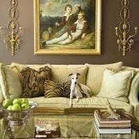 необычный декор квартиры в викторианском стиле картинка