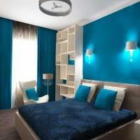красивый интерьер спальни гостиной фото