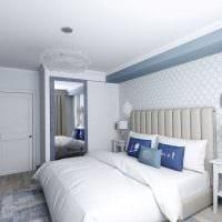 светлый декор квартиры в средиземноморском стиле фото
