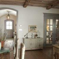 яркий стиль комнаты в стиле прованс фото