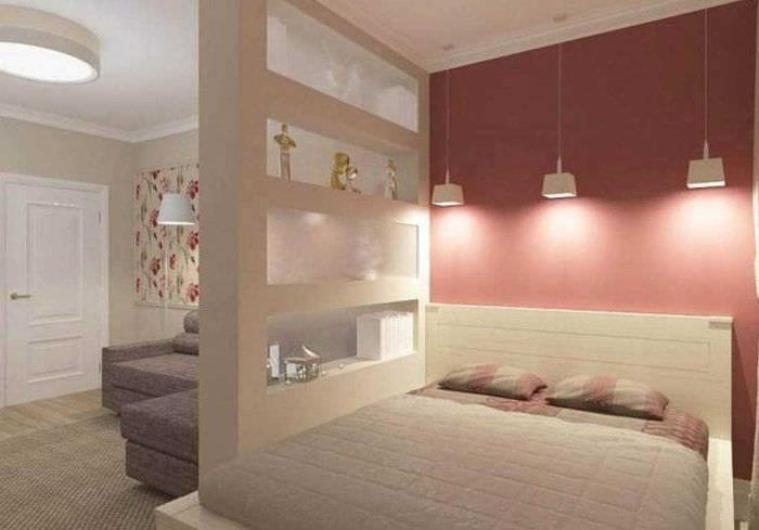 Как сделать детскую в однокомнатной квартире (23 фото) 19