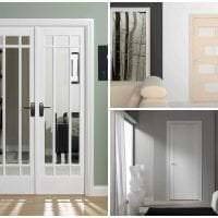 деревянные двери в стиле гостиной картинка