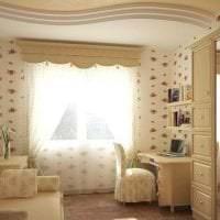 светлый декор дома в викторианском стиле фото