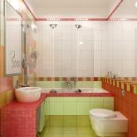 темный стиль ванной комнаты картинка