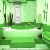 светлый дизайн ванной фото