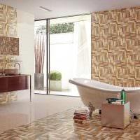 красивый дизайн ванной комнаты картинка